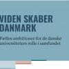 De danske universiteter i et nyt fællesskab